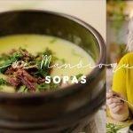 CARNE SECA Y CREMA DE CARNE | Sopas y Cremas