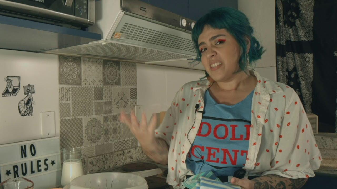 """COCINA REBELDE CP 1- RECETA Y COMO HACER """"SOCHI"""" = SOPA PARAGUAYA Y CHIPA GUAZU!"""