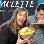 COMIDA FRANCESA - LA RACLETTE, UNA RECETA FRANCESA TÍPICA DE INVIERNO