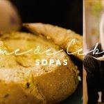 CREMA DE PAN DE CEBOLLA (con mucho ajo) | Sopas y Cremas