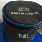 Cadac Safari Chef 2 BBQ y Paella Pan