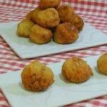 Cómo hacer croquetas de pollo asado muy cremosas  (Cocina Aprovechamiento)