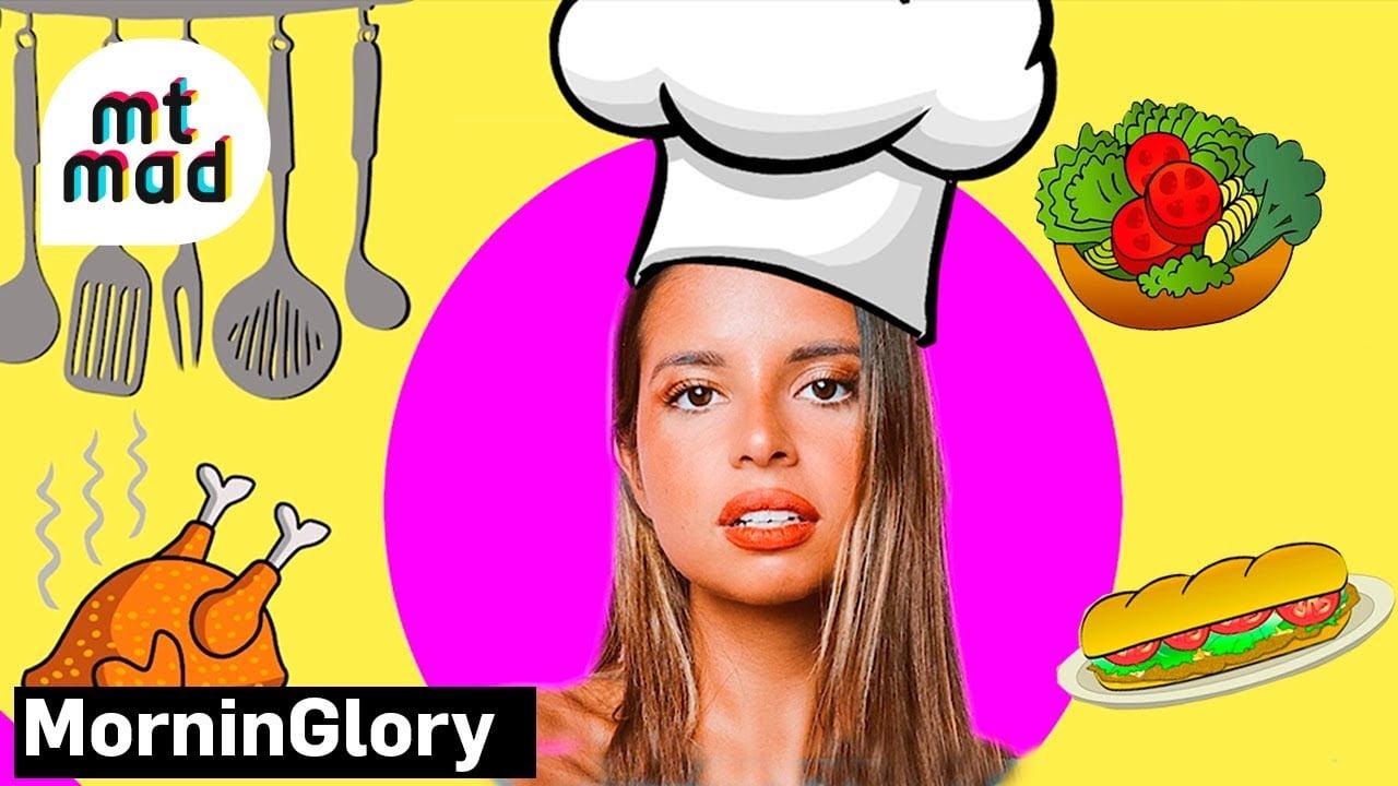 Cocina con Natalia Osona: tres recetas sanas y muy fáciles para una dieta saludable | mtmad