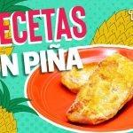 Como hacer empanadas de piña caseras | Cocina Delirante