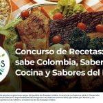 Concurso de Recetas: A qué sabe Colombia, Saberes de Cocina y Sabores del Fogón