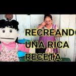 De Mi Rancho A Tu Cocina -  Marioneta Corazon Recrea Su Receta