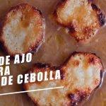 EL COMIDISTA | Sopa de ajo contra sopa de cebolla