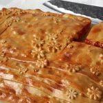 Empanada de atún con masa casera. RECETA MUY FÁCIL