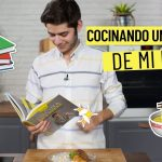 Fideos de arroz CON POLLO / Receta ASIÁTICA exprés de mi libro