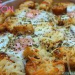 HUEVOS 🥚 NAPOLEÓN 🍳 (huevos al HORNO) receta fácil y rápida.
