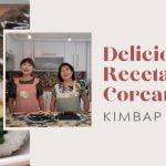 [Hansik I Deliciosa Receta Coreana] Kimbap, comida perfecta para el picnik!
