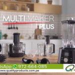 Multi Maker Plus   Cocina y prepara recetas completas