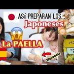 No podrás creerlo! ASI preparan en JAPON la PAELLA!!!! omg! Mio y de Sandy