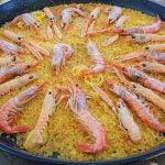 Paella de marisco paso a paso y con caldo de pescado casero ¡MUY FACIL!