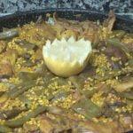 """Paella valenciana. Cómo hacer la mejor receta en """"Placa de inducción"""" (Mejor vídeo)"""