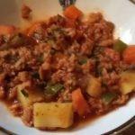 Picadillo De Soya, Delicioso