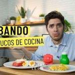 Probando TRUCOS DE COCINA CON HUEVOS | ¿FUNCIONARÁN? 😱
