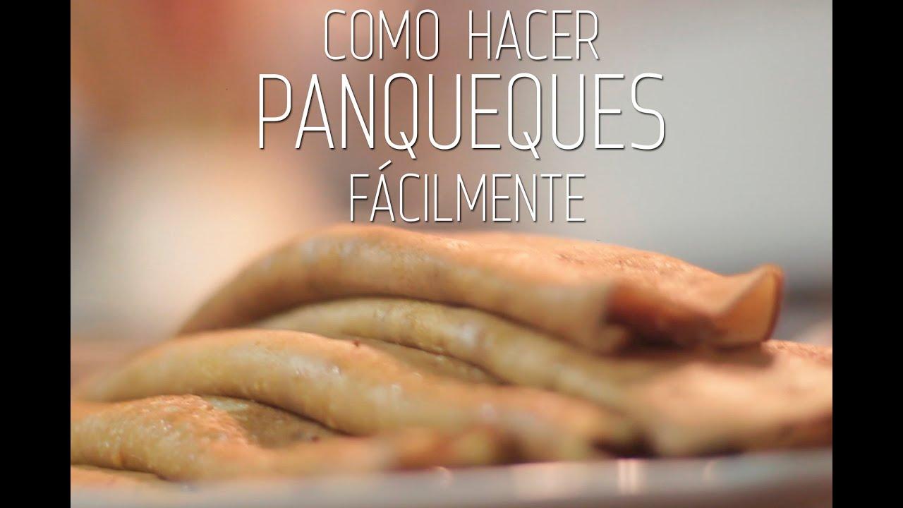 RECETA: ¡Cocina Panqueques fácilmente!
