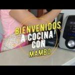 RECETA MAMBO, Lasaña de Pollo y Verduras. Robot de Cocina Mambo de Cecotec.