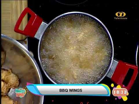 Receta: BBQ Wings (parte 2)