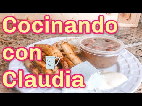 Receta Rapida| Ideas fáciles de Cocina|Desayuno Salvadoreño