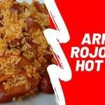 Receta de Arroz Rojo con Hot Dog - B&J Cocina