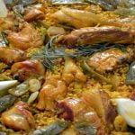 Receta de Paella Valenciana paso a paso. Cómo se hace la paella.