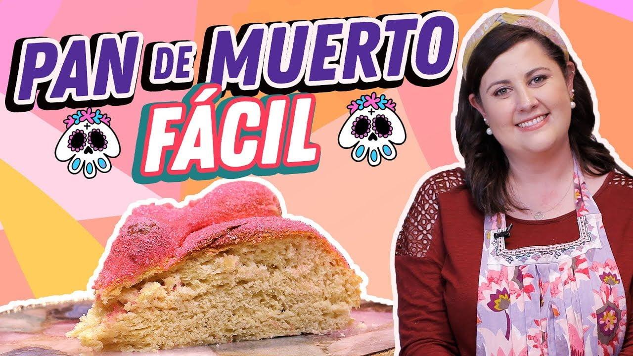 Receta de Pan de Muerto Fácil y con Tips.