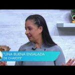 Receta de Secretos de Cocina de Unilever: Ensalada de chayote