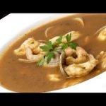 Receta de Sopa de pescado con rape - Karlos Arguiñano