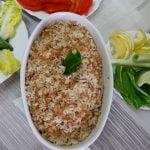 Receta de arroz a la manera siria