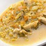 Receta de sopa de arroz con pollo de Karlos Arguiñano - Programa completo