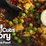 Short Cuts To Glory: Cómo hacer paella con Miguel Maestre