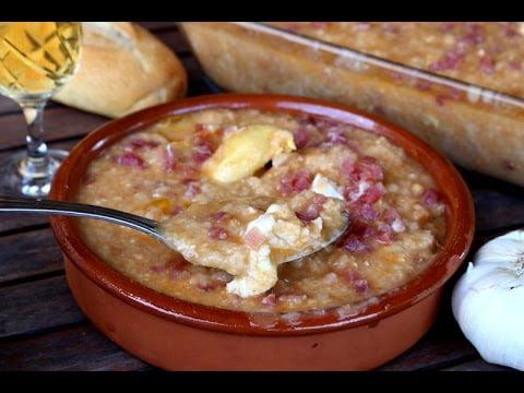 Sopa castellana o sopas de ajo EN MENOS DE 10 MINUTOS |Video 90