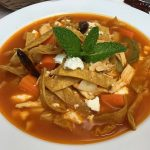 Sopa de Tortilla Con Pollo Deliciosa Estilo8a