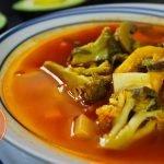 Sopa de Verduras Nutritiva y Deliciosa