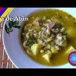 Sopa de atún a la Ecuatoriana ⎟Cocinando con Mami Sofi