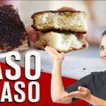 TORTITAS NEGRAS CASERAS - la mejor receta de facturas