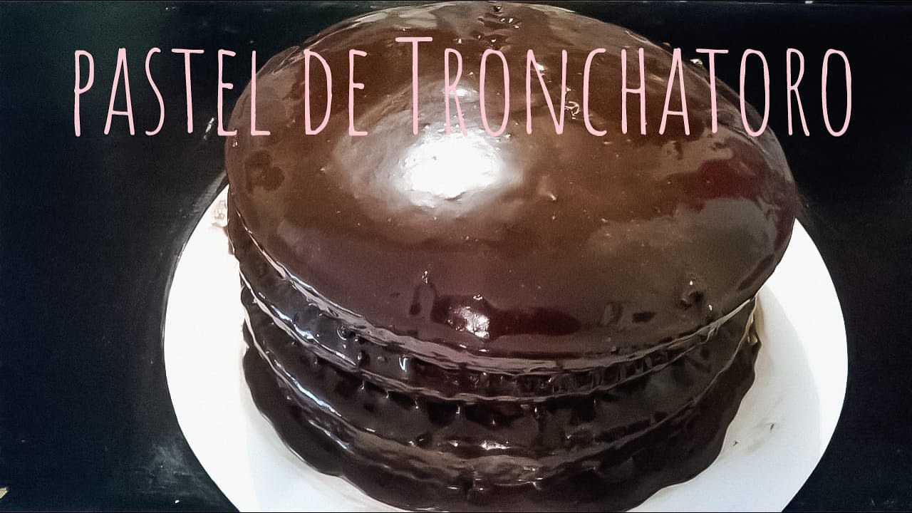 pastel de tronchatoro , cocina con isra , receta facil