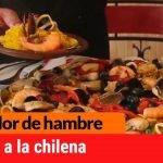 ¡Una maravilla ! Paella a la chilena para 'chuparse los dedos' en Reñaca  | Hacedor de hambre