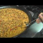 ¿Paella madrileña o cocido valenciano?