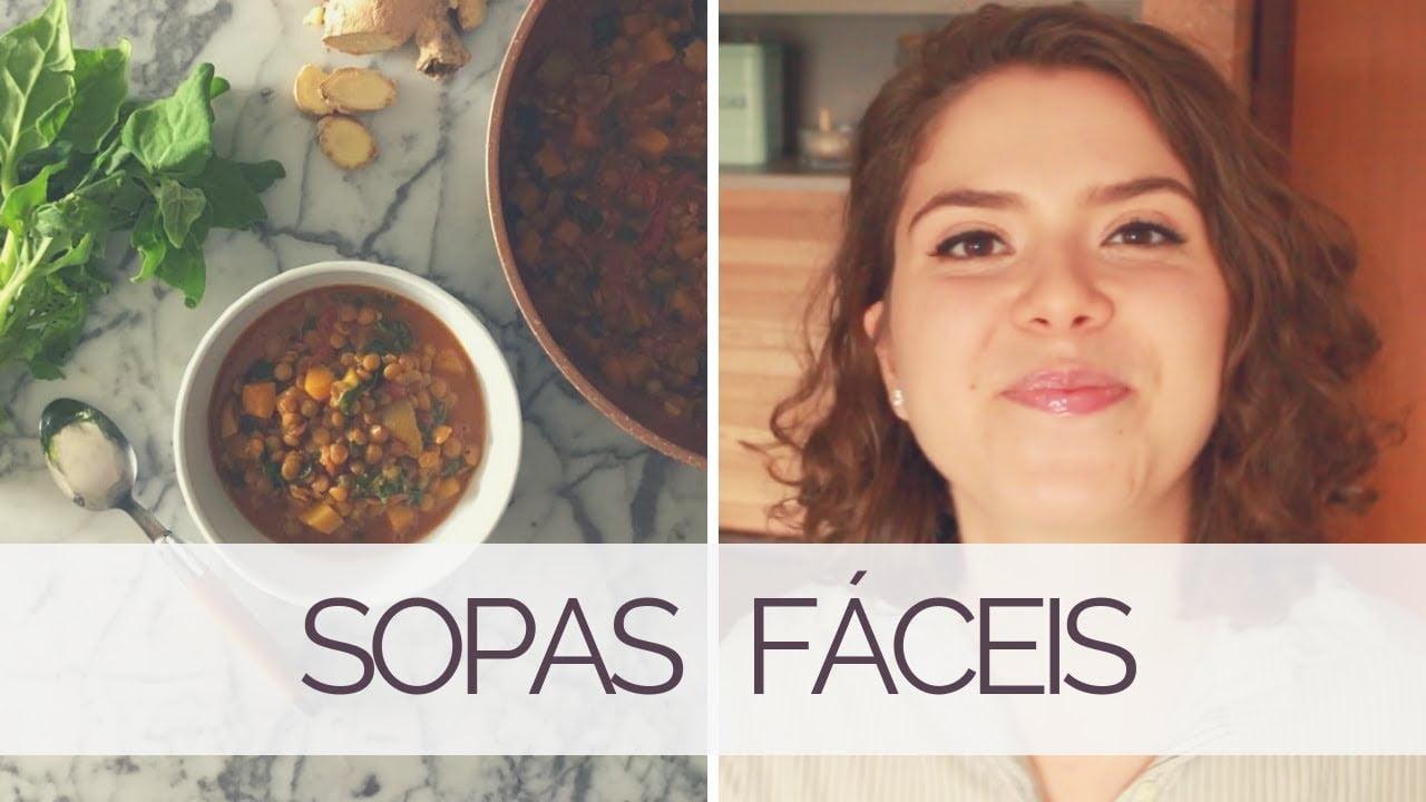 2 SOPA FÁCIL Y DELICIOSA | MARINA MORAIS