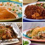 4 recetas de platos fuertes caseros