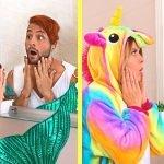 8 Increíbles Recetas De Postres De Unicornio / Ideas De Comida Mágica