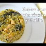 ARROZ CON VERDURAS Y POLLO | FUSSIONCOOK FC7Smart
