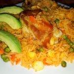 Arroz con Pollo - Delicioso y Facil de preparar
