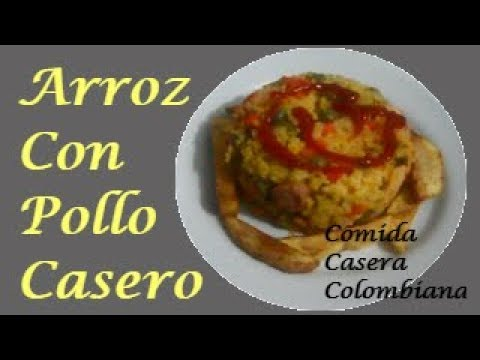 #ArrozConPollo ✨ Còmo Hacer ARROZ Con POLLO ✨