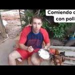 BRASILEÑO comiendo ARROZ con POLLO [HUMOR]