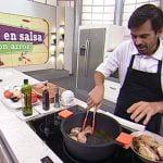 Cómetelo | Pollo en salsa con arroz
