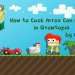 Cómo cocinar Arroz Con Pollo en Growtopia